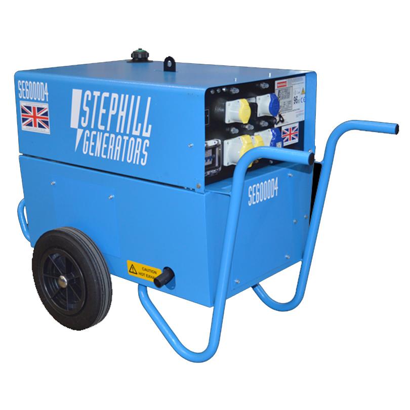 Stephill SE6000D4 Silence Diesel Generator