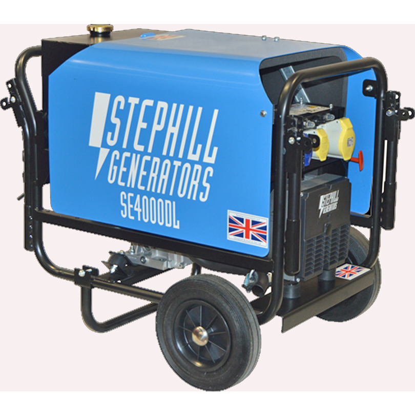 Stephill Diesel Trolley Kit for SE3000D/ SE40000 Generators