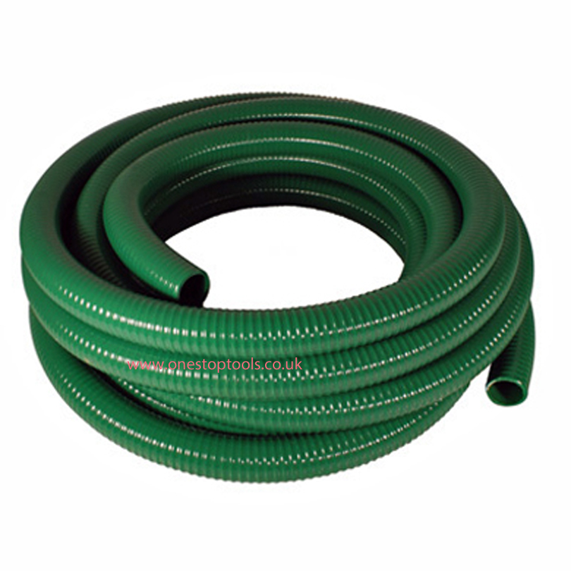 6m x 100mm Suction and Delivery Hose