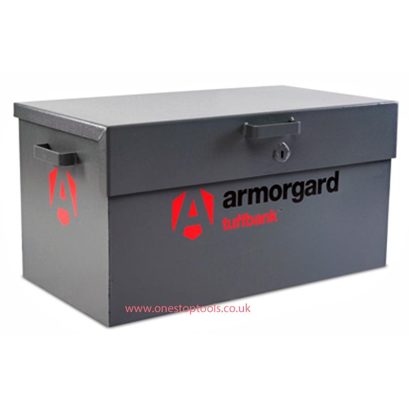 Armorgard Tuffbank Tool Van Box