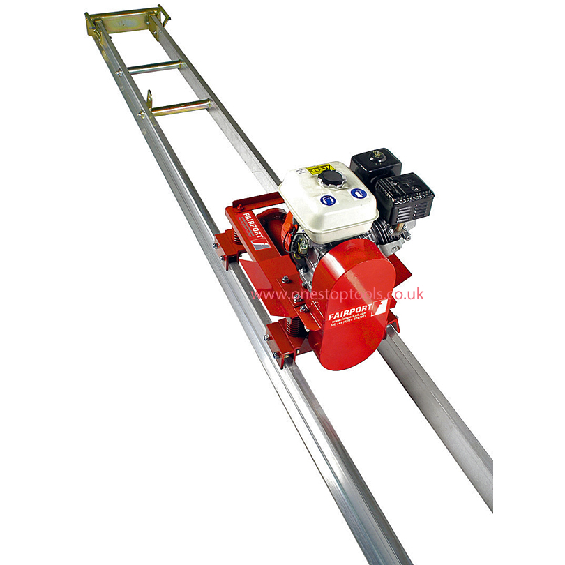 Super Screeder Concrete Screeding Machine