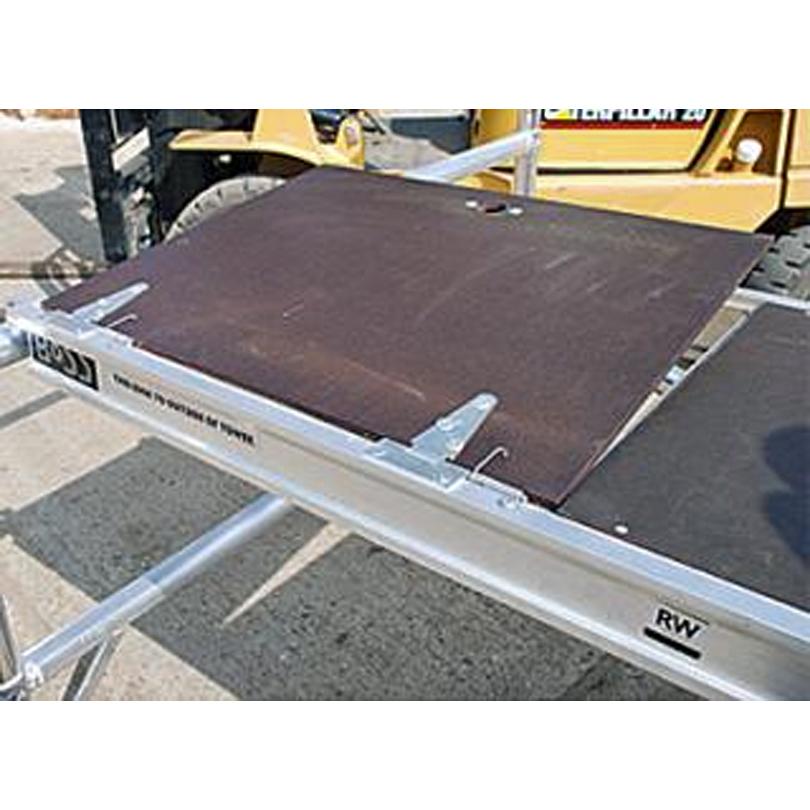 2.5m Trapdoor Platform