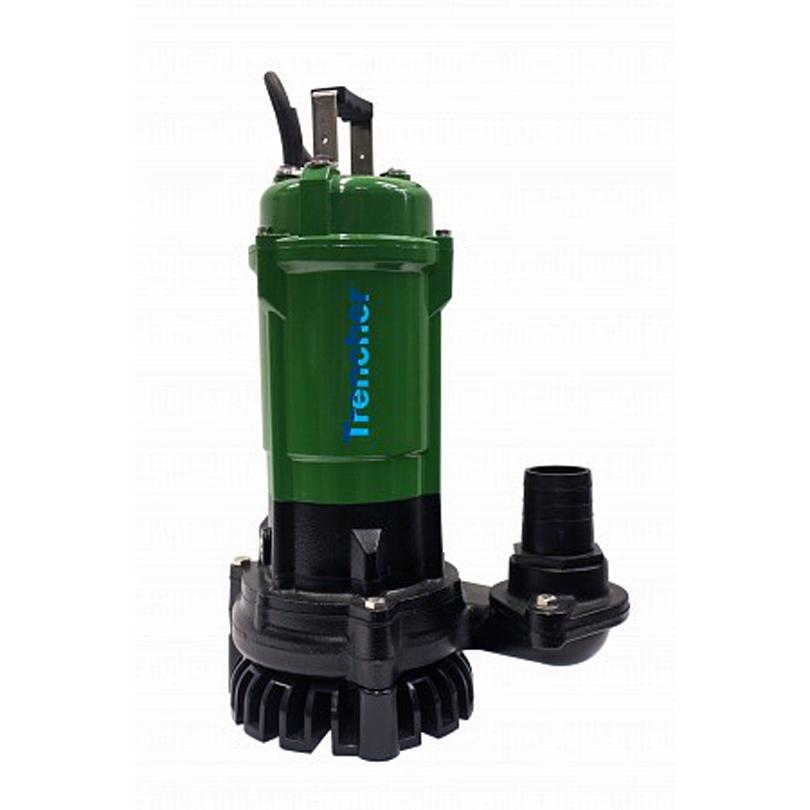 TT Pumps T750 Trencher Range 50 / 80mm Submersible DeWater Pump 110v
