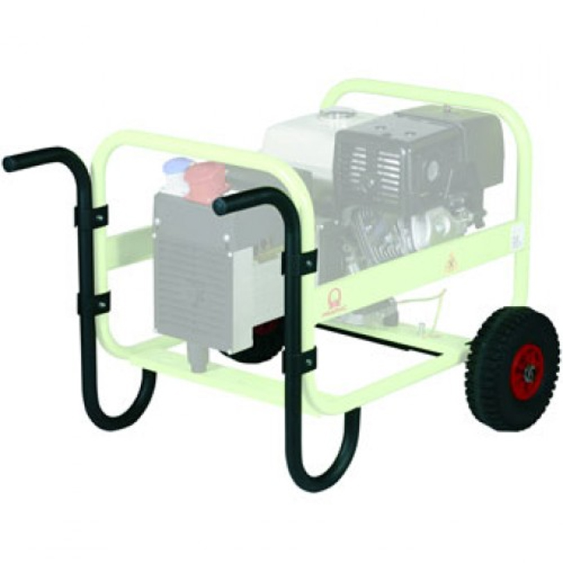 2 - Wheel Trolley Kit for P6000 , P90000, P12000