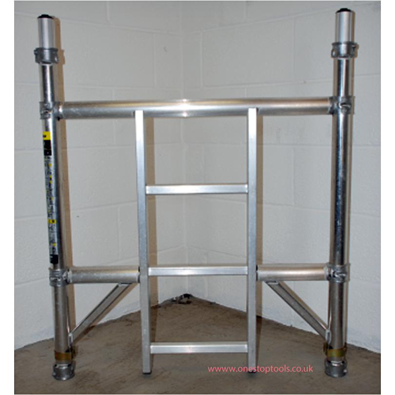 Lyte Helix Tower 1450mm  2 rung Ladder Frame