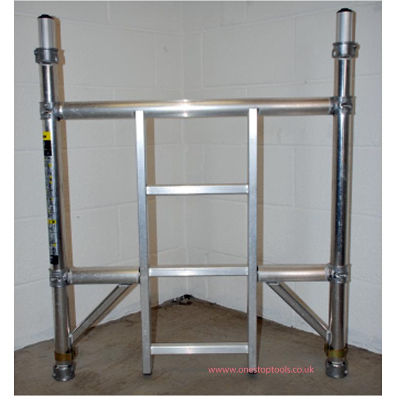 Lyte Helix Tower 850mm  2 rung Ladder Frame