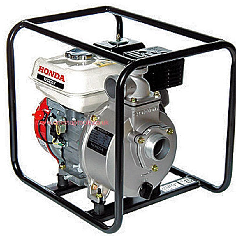 WB20 50mm Drainage Centrifugal Petrol Water Pump